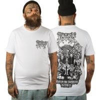 KOLOSS Enemy T-Shirt White M