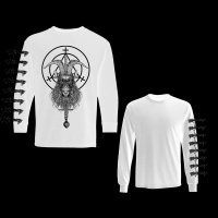 Witchcraft Goatwitch Longsleeve white