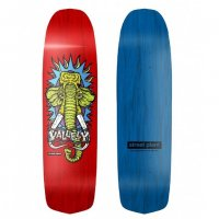 Street Plant Modern Mammoth Deck Red 8,25