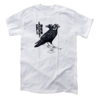 Confusion Two Headed Crow T-Shirt