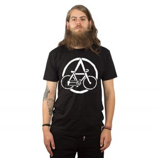 Catharini Anarchie Bike T-Shirt Black