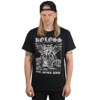 KOLOSS Evil Never Dies T-Shirt Black