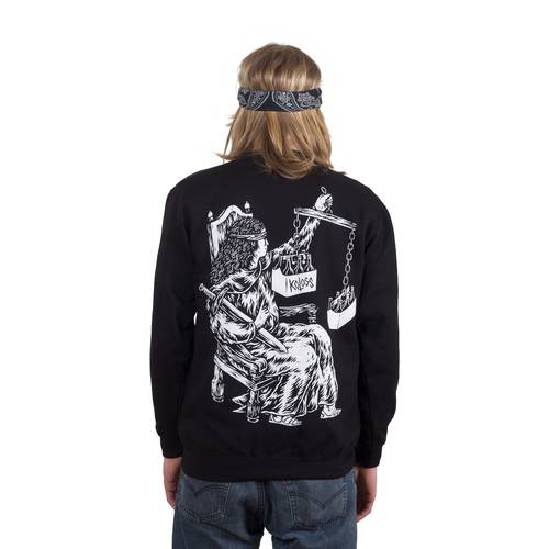 KOLOSS Beer Justice Sweater Black