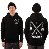 Morgenstern Zipper Black XL