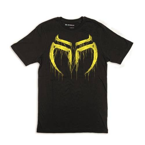 Jimenez Logo T-Shirt Yellow