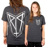 RIP Logo T-Shirt Dark Grey XS