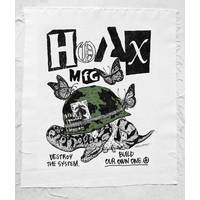 Hoax Destroy the System Backpatch White