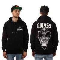 KOLOSS Scooter Tod Zipper Black M