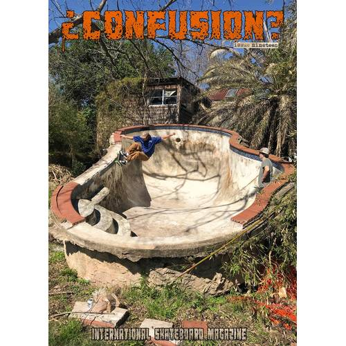 Confusion Magazine Issue 19