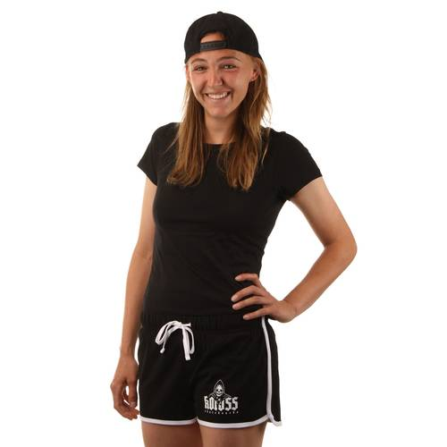 KOLOSS Ripper Girl Shorts Black / White