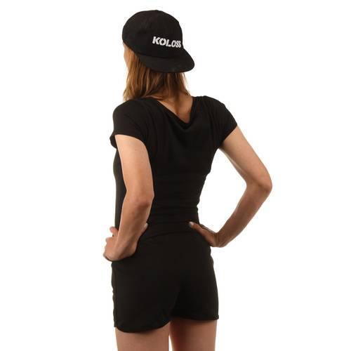 KOLOSS Ripper Girl Shorts Black / Black L