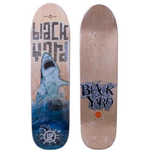 Blackyard  Ghostshark Deck Pool Classic  8.8