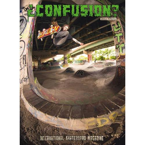 Confusion Magazine Issue 20