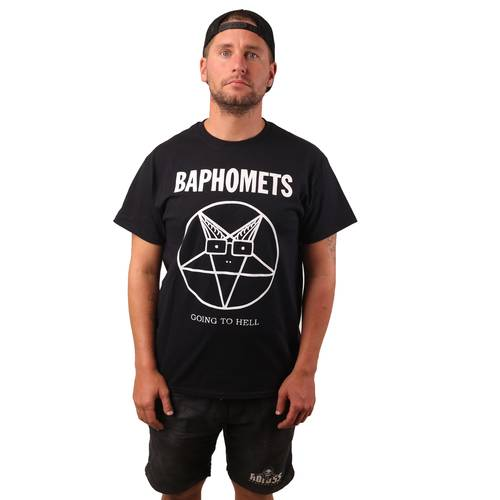 Baphomets T-Shirt Black