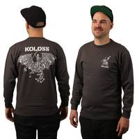KOLOSS Spießer Sweater Grey
