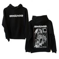 DISMALFUCKER How To Hoodie M