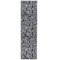 Keith Haring Element Griptape Black