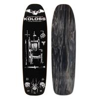 KOLOSS X Branca Studio Electric Blocker Shape Deck 8,8
