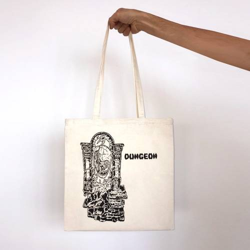 Dungeon Dungeon Dimensional Tote Bag