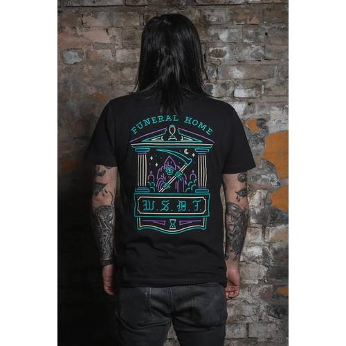 Funeral Home T-Shirt Black