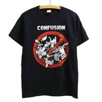 Confusion Breaking the Law T-Shirt Black