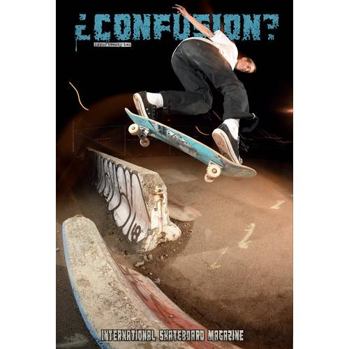 Confusion Magazine Issue 22