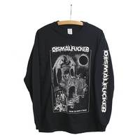 DISMALFUCKER How To Longsleeve mit Ärmelprint