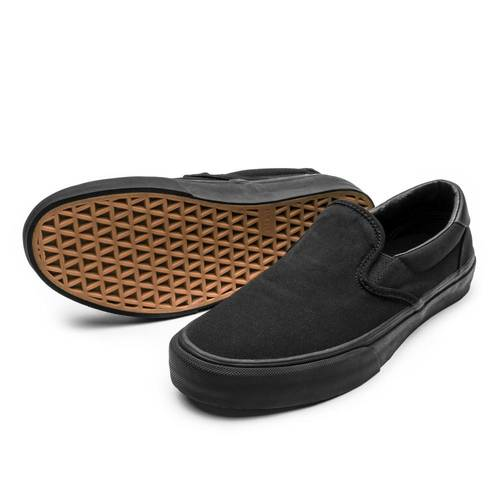 Straye Footwear Ventura Black/Black Canvas US 9,5 / EU 42,5