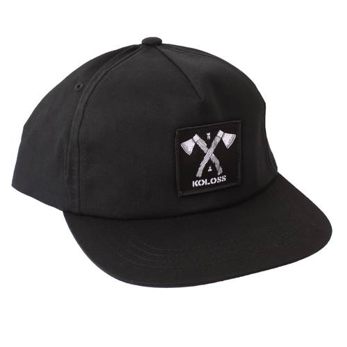 Axt Unstructured Snapback Black