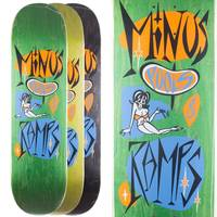 Minus Ramps Pools Deck Natural Colored
