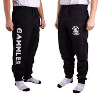 Gammler Sweatpant Black M (32-34)