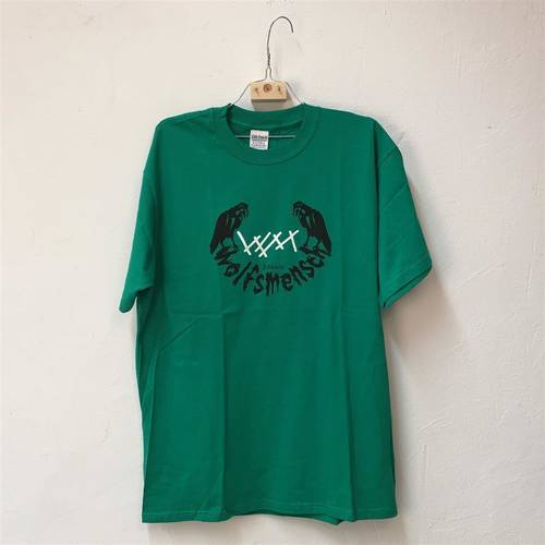 Crows 57km/h T-Shirt Green