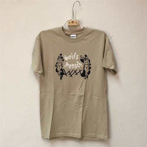 Coffin Girls T-Shirt Natural