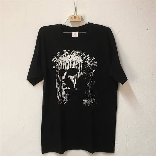 Nails T-Shirt Black