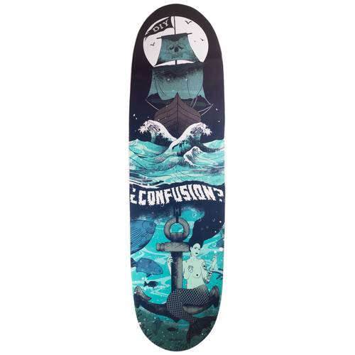 Mermaid2020 Football Shape Deck 9,0