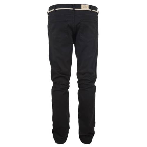Rebel Rockers Chino Hose Black