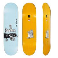 Knock Knock Nick boserio Light Blue Slick Deck 8,625