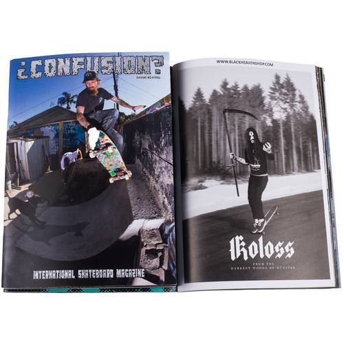 Confusion Issue 11 Magazine
