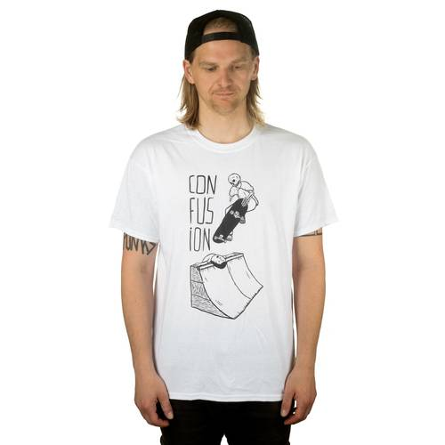 Confusion Sacrifice T-Shirt White L