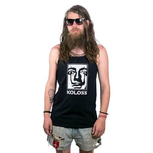 Salvador Tank Top Black