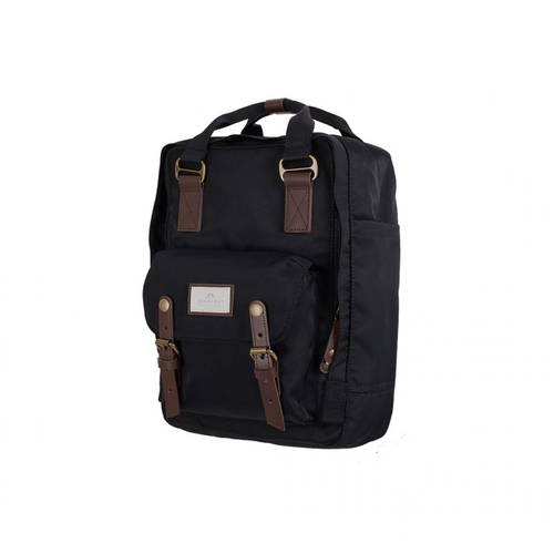 Macaroon Backpack Black