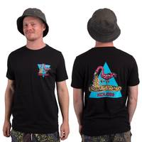 Kotze Flamingo T-Shirt Black