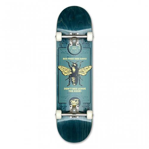 Bee Complete Skateboard 8,25 Blue