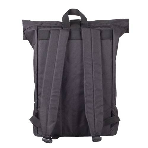 Drips Backpack Rolltop Black