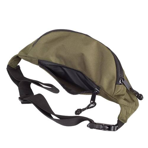 Drips Hip Bag Olive Green
