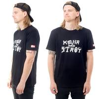 Telum Kehr And Stroy T-Shirt Black