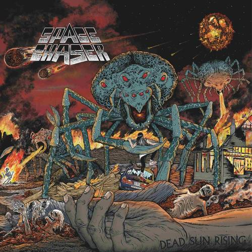 Space Chaser Dead Sun Rising  LP