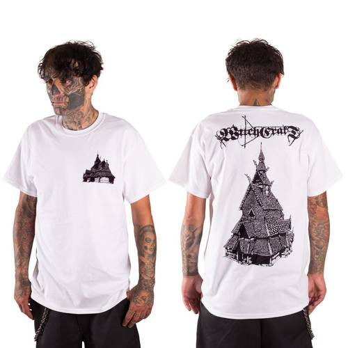 Stave Church Shirt White