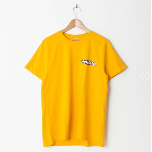Known Knowns T-Shirt Mustard XL
