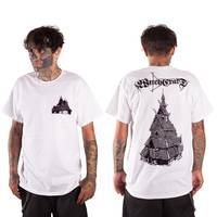 Stave Church Shirt White XL